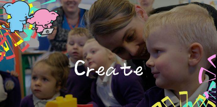 Create - course thumbnail