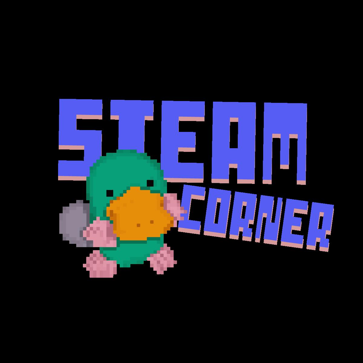 STEAMcorner Logo PNG