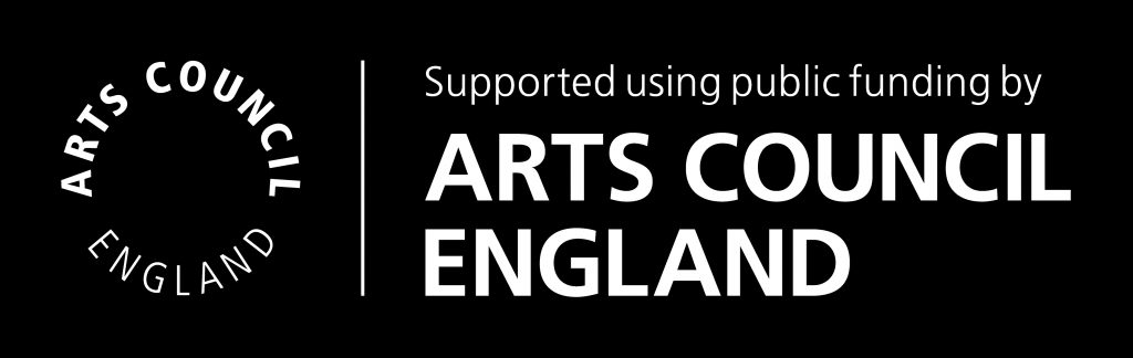 Arts Council England - funding acknowledgement